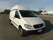 2008 Mercedes-Benz Vito Van/Minivan Maddington Gosnells Area Preview