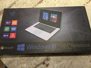 Brand new - Windows 10 notebook