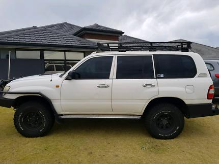 Toyota 100 seris landcruiser