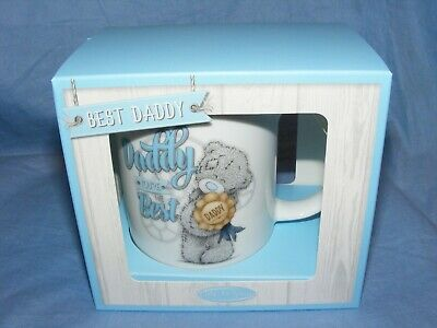Mug Daddy Youre The Best Present FGM01005 Boxed NEW Me To You Tatty Teddy (Best Dad Presents 2019)