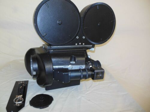 35MM MITCHELL MK II S35R MIRROR REFLEX CAMERA FRIES MOTOR 12 TO 120 PFS. ARRI