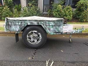 6x4 OFF-ROAD TRAILER  $750.00  ono. Manunda Cairns City Preview