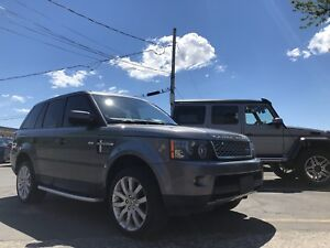2011 Land Rover Range Rover Sport SUPERCHARGED, NAVI,CAMERA