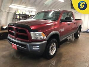 2013 Ram 2500 OUTDOORSMAN * 4X4 * Crew Cab * Hemi * Remote start
