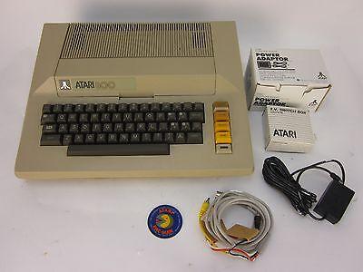 Старинные компьютеры Vintage Atari 800 Home