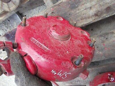 Farmall Super M Sm Ih Tractor Original Left Disk Brake Cover Parts 357105r1