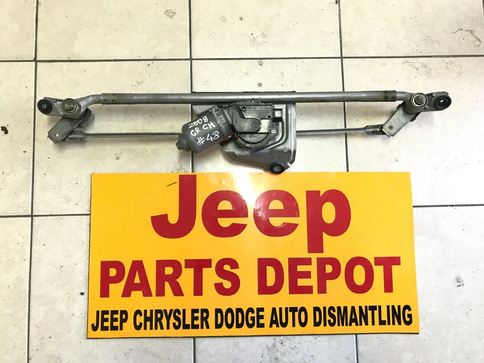 Used Jeep Dash Parts for Sale - Page 26