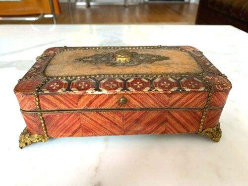 Antique French Bonbonniere Chocolates Box