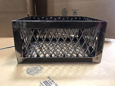 BBQ Smoker wood / charcoal basket fire box Oklahoma Joe longhorn highland