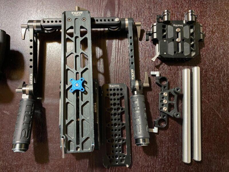 Tilta TT-0506-19 Shoulder Rig and Accessories. Good condition