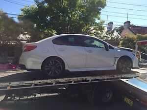 WRX 2015 Parts - Wrecking Complete Marrickville Marrickville Area Preview