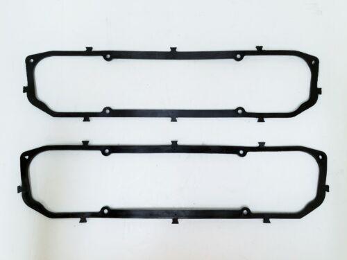 "Big Block Mopar Dodge Plymouth 383 400 440 Steel Core Valve Cover Gaskets 3/16"""