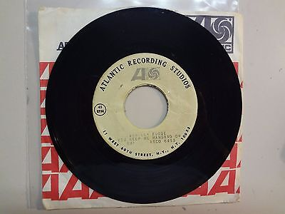 "VANILLA FUDGE:You Keep Me Hanging On-U.S. 7"" 67 Atlantic Recording Test Pressing"