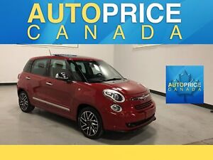 2014 Fiat 500L Lounge PANORAMIC ROOF|ALLOYS