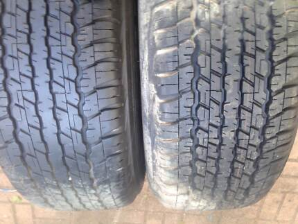 285/65/17 tyres Thornlands Redland Area Preview