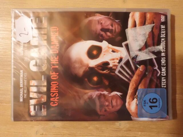 Evil Game - Casino of the Damned (2012)  DVD  (33)