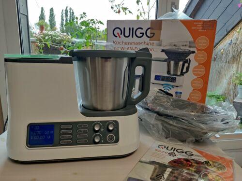 💛 Küchenmaschine Quigg km2017wi.20 Multikocher Dampfgarer Mixer