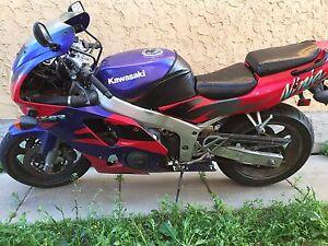 96 Kawasaki Ninja ZX6R