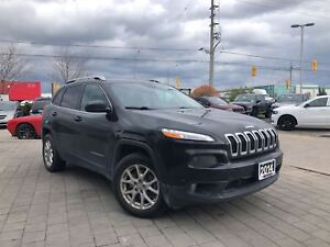 2015 Jeep Cherokee NORTH**ALL WEATHER GROUP**TRAILER TOW GROUP**