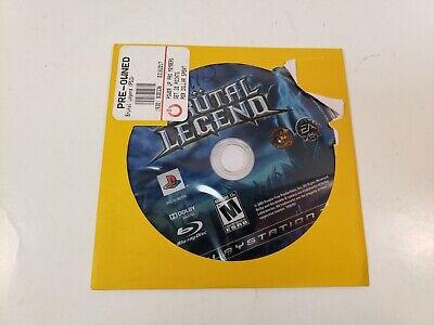 Brutal Legend Sony Playstation 3 PS3 Tested Working DISC ONLY EA Jack Black comprar usado  Enviando para Brazil