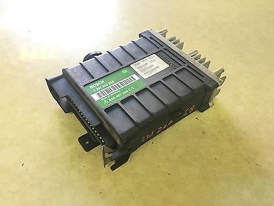 - 1990 91 92 VOLKSWAGEN GOLF / JETTA OEM ENGINE COMPUTER BOX BLCK 0 261 200 858
