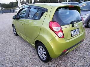 2013 Holden Barina Spark Hatchback Moorabbin Kingston Area Preview
