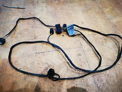 BMW 5 Series E60 Rear Bumper Parking Sensor Loom Wiring  6928363