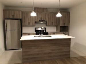 Dix30 new51/2 for rent .1450sqft with 2 full bathrooms