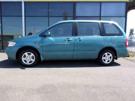 2001 Mazda MPV 7 Seater Wagon Traralgon East Latrobe Valley Preview