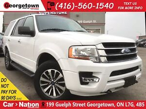 2017 Ford Expedition XLT | LEATHER | 4X4 | 8 PASS | 3.5L | CAMER