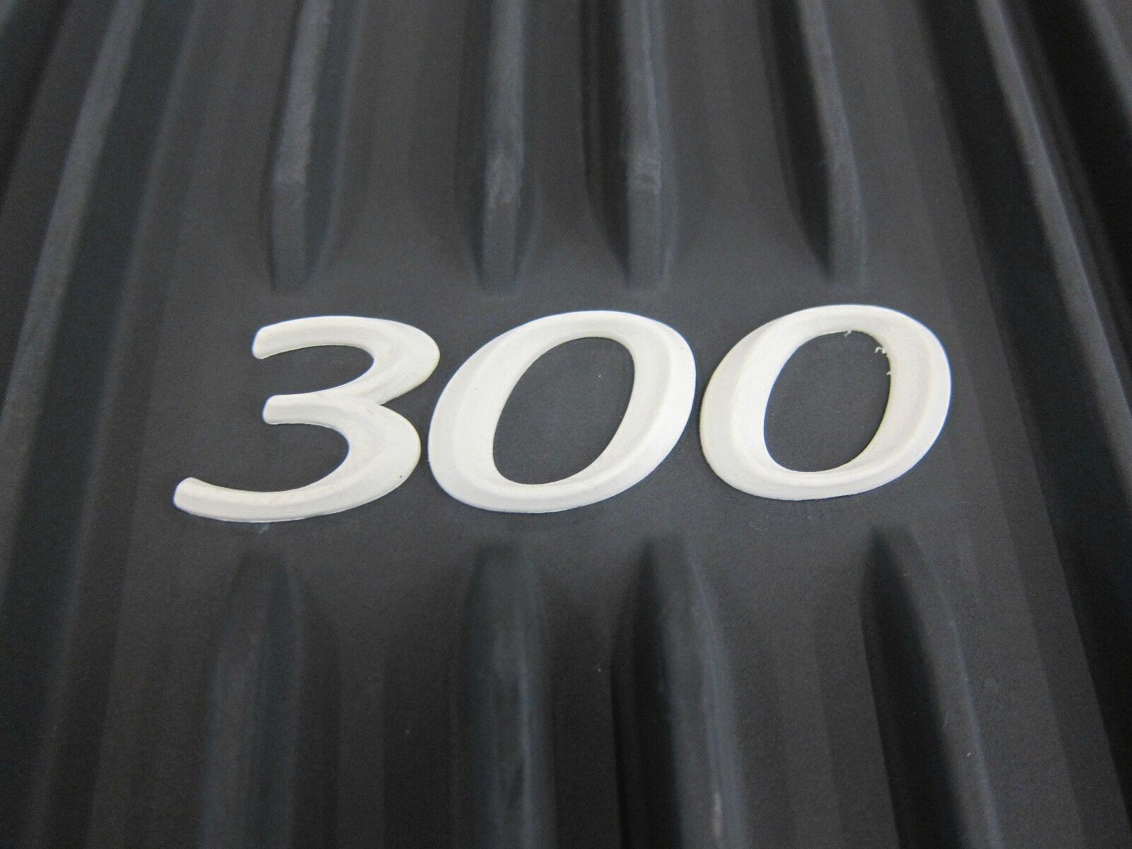 2011 2018 Chrysler 300 Awd All Weather Rubber Slush Mats