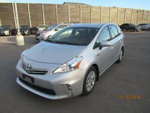 2014 Toyota Prius v -