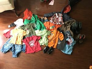 Mixed lot of Boy's Clothes size 6m-2T