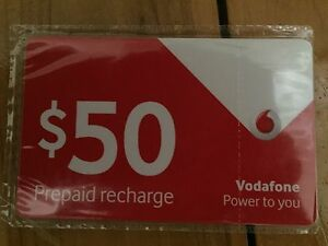 Half price VODAFONE prepaid credit Pagewood Botany Bay Area Preview
