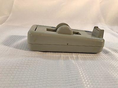 Vintage Cellophane Scotch Tape Desktop Dispenser Rubbermaid 2138