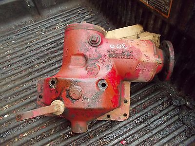 Farmall 300 350 Rc Tractor Ih Ihc Belt Pulley Drive Assembly Rare Hard To Find