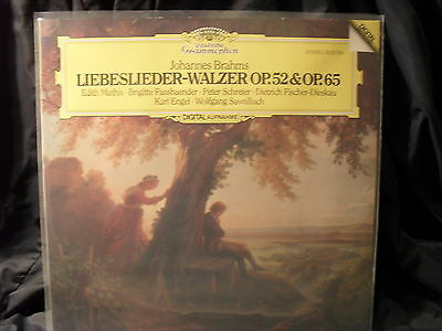 J. Brahms - Liebeslieder-Walzer Op.52 & Op.65 / Mathis, Fassbaender, Schreier...