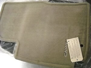 1999 2000 2001 Toyota Camry Carpet Floor Mats, Oak/Tan OEM,  00200-32970-16