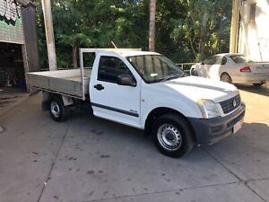 2005 Holden Rodeo LX Manual Ute turbo diesel with dec rego Nambour Maroochydore Area Preview