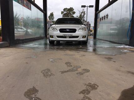 2007 Subaru Liberty  Glenwood Blacktown Area Preview