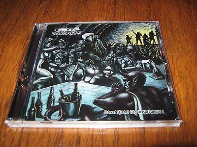 "BARBATOS ""Street Metal Gig in Ikebukuro!"" CD  abigail sabbat"
