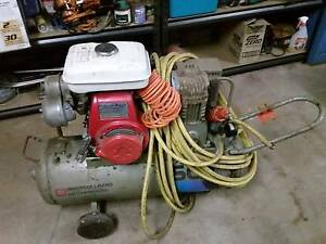 Ingersoll-Rand air compressor with 5hp Honda engine Muswellbrook Muswellbrook Area Preview