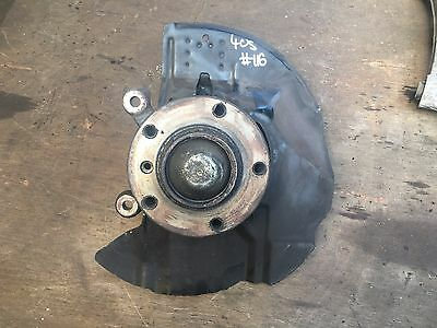 bmw e46 front hub wheel bearing o/s driver side 1999-2005