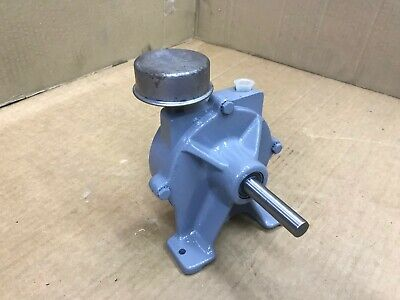Rebuilt Doall Air Pump Assembly From Model 1612 Vertical Band Saw