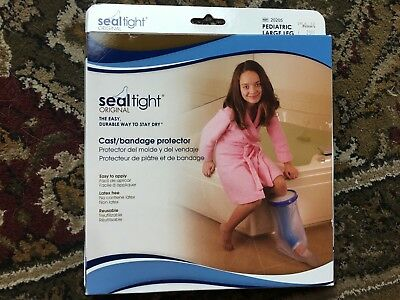 Seal Tight Bandagen (SEALTIGHT SEAL TIGHT CAST BANDAGE COVER LEG PROTECTOR KIDS LARGE 32