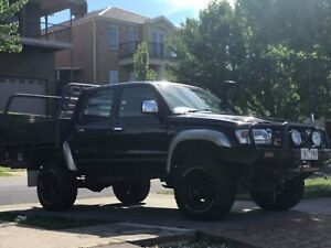 Hilux  turbo Diesel 2003 Maidstone Maribyrnong Area Preview