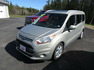 2014 Ford Transit Connect 2014 Ford Transit Connect - 4dr Wgn Ti