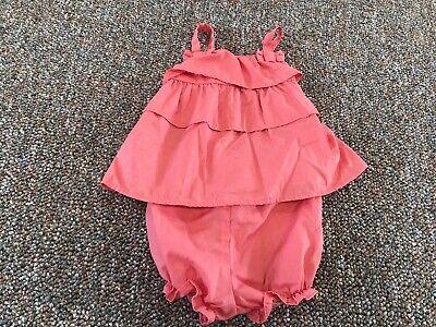 Lemon Kiss Girls Outfit 6-9M