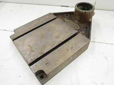 Boice Crane 1600 15 Bench Drill Press Base