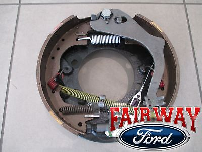 04 thru 15 F-650 F-750 Medium Duty OEM Ford Emergency Parking Brake Assembly